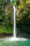 Cachoeira de Fortuna do La imagens de stock