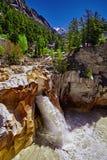 Cachoeira de Ganges River Foto de Stock