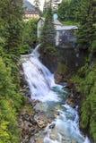 Cachoeira de Gasteiner Imagem de Stock Royalty Free