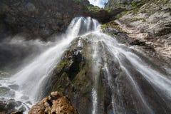 Cachoeira de Gegsky Imagem de Stock Royalty Free