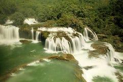 Cachoeira de Gioc da proibição fotografia de stock royalty free
