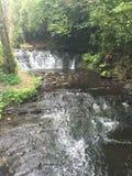 Cachoeira de Glencar na Irlanda de Sligo Fotografia de Stock