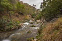 Cachoeira de Gumushane Tomara fotos de stock royalty free