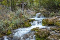 Cachoeira de Gumushane Tomara imagem de stock royalty free