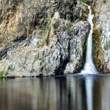 Cachoeira de Hervidero Foto de Stock Royalty Free