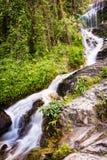 Cachoeira de Huay Kaew, Chiang Mai, Tailândia Imagem de Stock