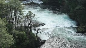 Cachoeira de Huilo Huilo, o Chile filme