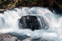 Cachoeira de Indaia Fotografia de Stock Royalty Free