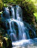 Cachoeira de jardinagem Fotografia de Stock Royalty Free
