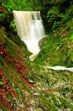 Cachoeira de Krkonose Imagens de Stock Royalty Free