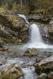Cachoeira de Kuhflucht Imagem de Stock Royalty Free