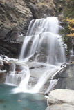 Cachoeira de Lillaz Imagem de Stock