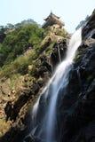 Cachoeira de Lushan fotos de stock