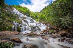 Cachoeira de Maeya Foto de Stock