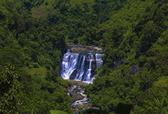 Cachoeira de Malela Fotografia de Stock Royalty Free