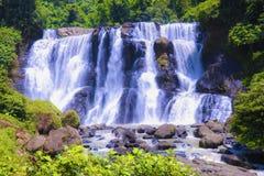 Cachoeira de Malela Imagem de Stock Royalty Free