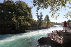 Cachoeira de Manavgat Imagens de Stock