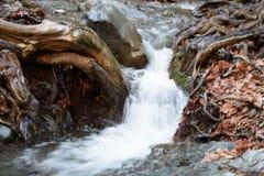 Cachoeira de Millomeris Imagens de Stock Royalty Free