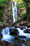 Cachoeira de Morkfaa, norte de Tailândia fotografia de stock
