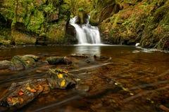 Cachoeira de Mullinhassig Fotografia de Stock