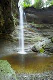 Cachoeira de Paehler Schlucht Fotos de Stock Royalty Free