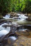 Cachoeira de Palau em Tailândia Foto de Stock