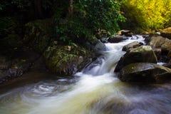 Cachoeira de Palau em Tailândia Foto de Stock Royalty Free