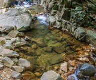 Cachoeira de Pliew em Chanthaburi, Tailândia imagem de stock royalty free