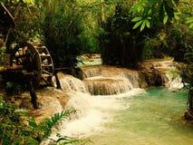 Cachoeira 1 de Quangsi Imagem de Stock Royalty Free