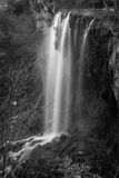 Cachoeira de queda das molas, Covington, Virgínia Imagens de Stock