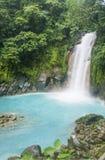 Cachoeira de Rio Celeste Foto de Stock