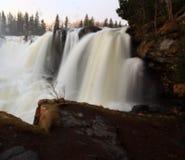 Cachoeira de Ristafallet Imagens de Stock Royalty Free