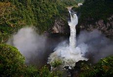 Cachoeira de San Rafael Fotos de Stock Royalty Free