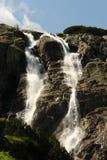 Cachoeira de Siklawa Imagens de Stock Royalty Free
