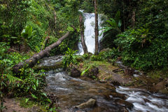 Cachoeira de Siriphum Imagens de Stock Royalty Free