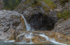 Cachoeira de Stuiben Foto de Stock Royalty Free