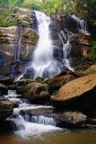 Cachoeira 2 de Tat Mok Foto de Stock