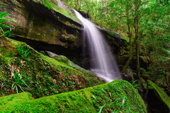Cachoeira de Tham Yai Foto de Stock