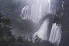 Cachoeira de Thi Lo SU Fotos de Stock