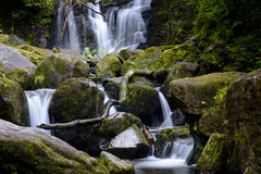 Cachoeira de Torc Fotografia de Stock Royalty Free