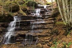 Cachoeira de Toscânia Imagens de Stock