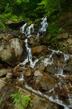 Cachoeira de Trufanetskyy Imagens de Stock Royalty Free