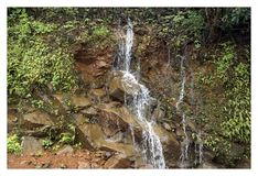 Cachoeira de Tungareshwar fotografia de stock royalty free