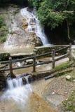 Cachoeira de Ulu Yam Fotos de Stock Royalty Free