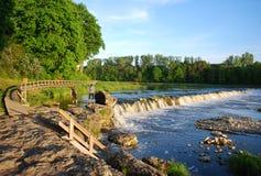 Cachoeira de Venta Imagem de Stock