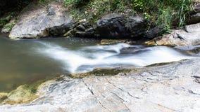 Cachoeira de Wang Bua Ban em Doi Suthep-Pui Nationnal Park, Chiangmai Fotos de Stock
