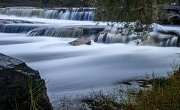 Cachoeira de West Australian fotos de stock