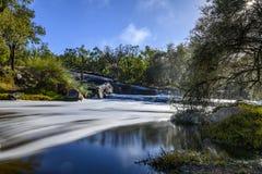 Cachoeira de West Australian imagens de stock royalty free