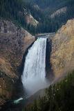 Cachoeira de Yellowstone Fotos de Stock