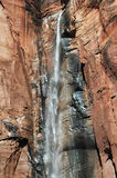 Cachoeira de Zion Foto de Stock